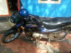 I want to sale my Hero Honda passion plus 2005 modal