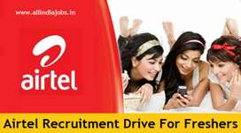 Direct Joining in Airtel Broadband Hurry Come n Get Same Day Job