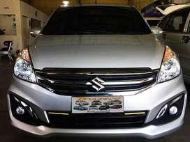 Total DP Hanya 5jt Suzuki ERTIGA GX AT Matic 2016 Istimewah Silver