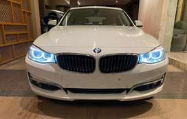 BMW 3 Series GT 320d Luxury Line, 2016, Diesel
