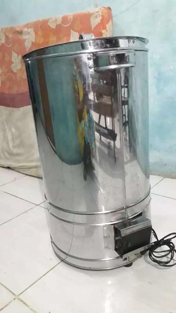 Spinner dan mesin pemotong kentang 0