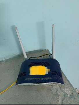 Railwire WIFI Modem 3 months old in just 1499