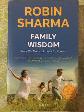 Family wisdom by Robin Sharma