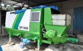 Concrete Pump Rental & Sale