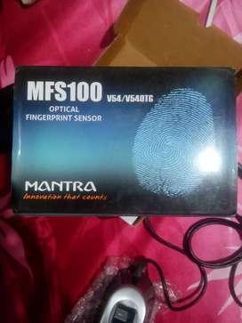Mantra finger print sensor