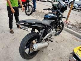 11/2014bike Bajaj pulsar 220 2 owner non negotiable