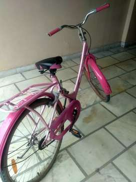 Avon cycle Lady bird