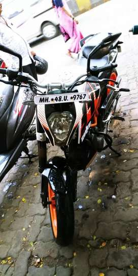 KTM 390 ABS**Awesome**