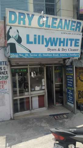 Lilly White Dryer & Dry Cleaners
