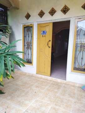 Dijual rumah di jl Sutoyo S Komplek Wildan, SHM, Bisa Nego