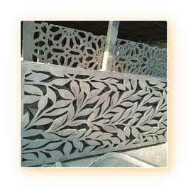 ~ Ornamen 3D & Relief Tebing Jayapura | Terima / Kerjakan Desain & Pem