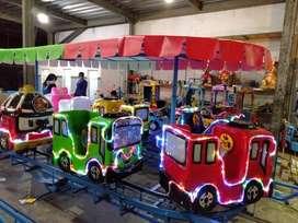 odong odong robocar mainan kereta mini wisata UK