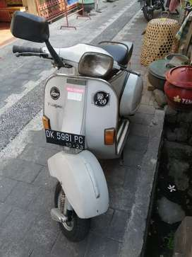 Vespa PS Sera 150cc White