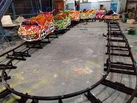 mini coaster odong odong rumah balon bompes murah