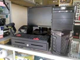 mesin Kasir komputer murah pekanbaru (riau)