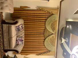 Drawing room Curtains for sale