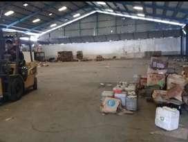 Disewakan gudang di Kawasan Industri Candi Gatot Subroto Semarang