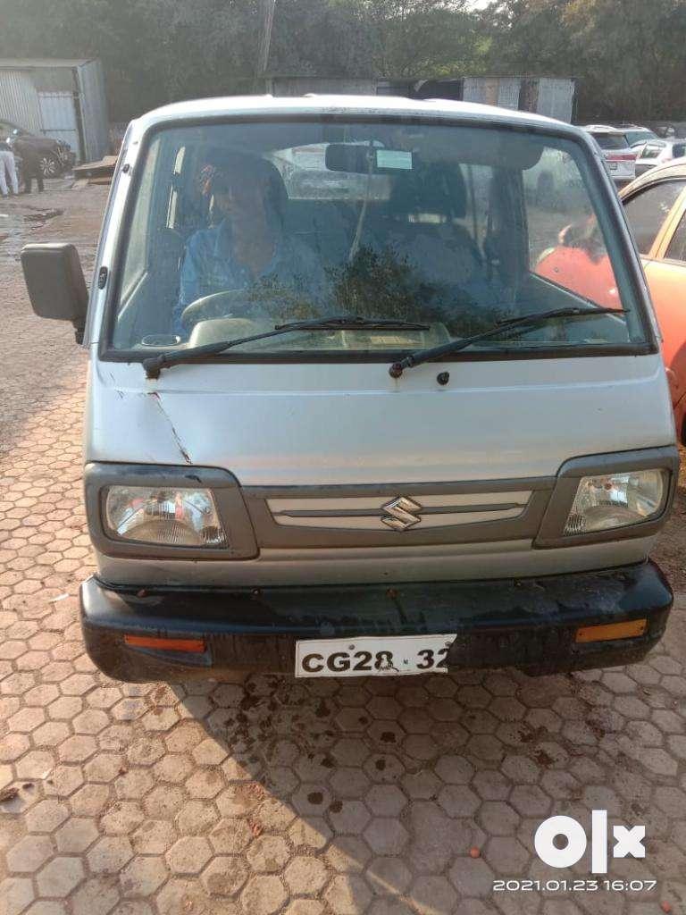 Maruti Suzuki Omni E MPI STD BSIV, 2014, Petrol