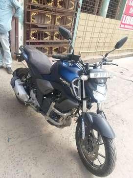 Yai bike Yamaha ki hsell ho rahi h