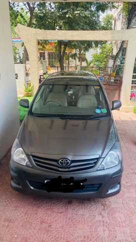 Toyota Innova 2011 Diesel 48524 Km Genuine reading with Showroom Track
