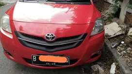 Toyota limo upgrade vios G