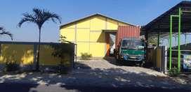 Gudang Baru Rangka Baja Mangku Jalan Raya Imogiri Barat
