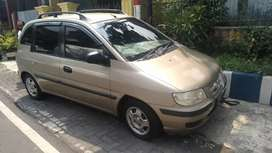 Hyundai matrix istimewa