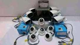 Kamera Cctv lengkap dengan pemasangan daerah Cianjur kab