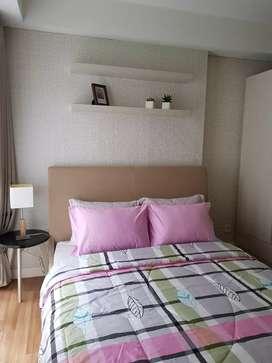 Disewakan apartemen studio full furnished