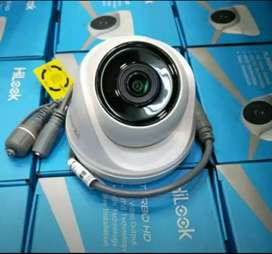pemasangan camera CCTV HARGA PROMO outdoor indoor 4 chanel seting k hp