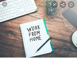 Wanted Female Candidate to Work from Home