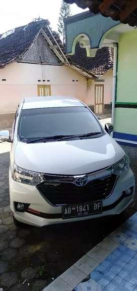 Toyota Avanza G manual 2017