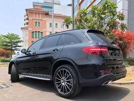 GLC 200 AMG 2019 Nik19 Nite Edition ( Limited ) Black Km7000 Panoramic