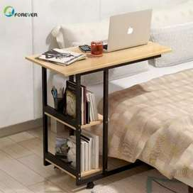 Side bed and laptop tables