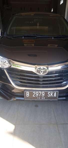 Toyota Avanza 2015 Bensin