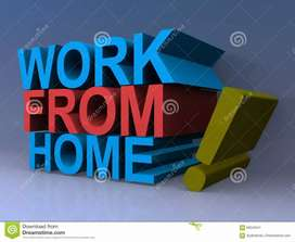 WORK FROM HOME PART TIME FULL TIME WORK