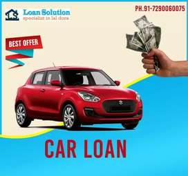 Used Car Loan for salaried Customer