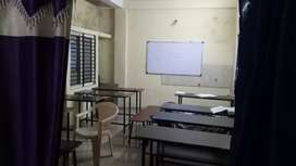 i want to share my coaching class room