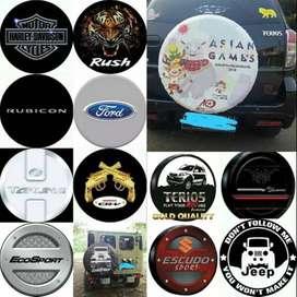 Cover/Sarung Ban Toyota Rush/Terios/Panther/CRV Siap Antar manis madu