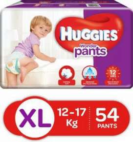 Huggies and Mammy poko pants Diapers