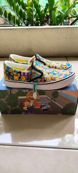 Vans x The Simpson Slip On Comfycush BNIB Original
