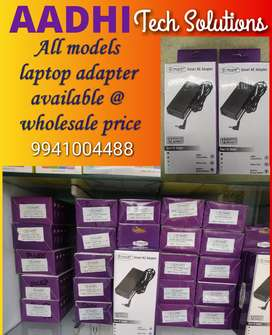LAPTOP ADAPTER Rs.699 ( 1 year warranty)