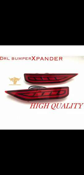 DRL bumper aneka mobil expander new rush fortuner dll
