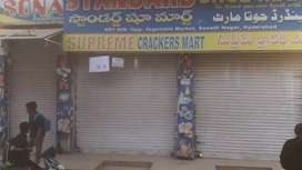 Good and neat shop for rent