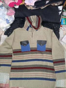 Mens branded sweaters