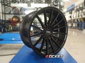 velg racing ring 18x8/9 HSR TSEKUBA for civic accord inova xpander dll