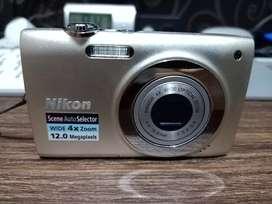 Nikon Coolpix S2500 pocket camera