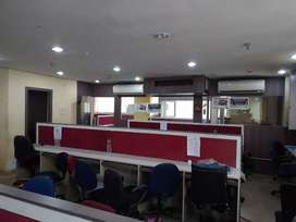 3400 sqft office available for rent in Sector V