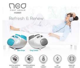 Alat Pijat Kaki Advance Neo Foot Dream Grey