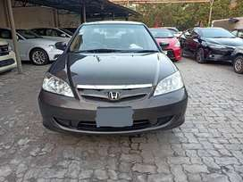 Honda Civic 2006 Asan Qiston Per Hasil Kren